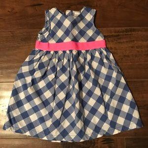 Girls 3-6 mos sleeveless dress